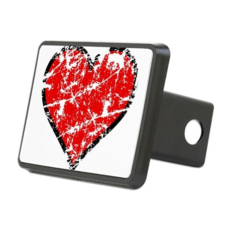 heart6a.png Rectangular Hitch Cover