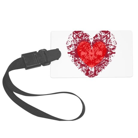 heart9a1.png Large Luggage Tag