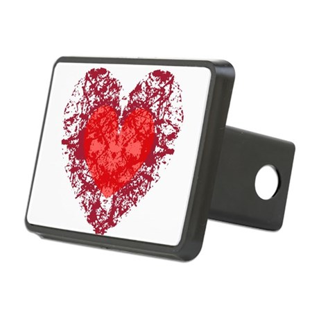 heart9a1.png Rectangular Hitch Cover