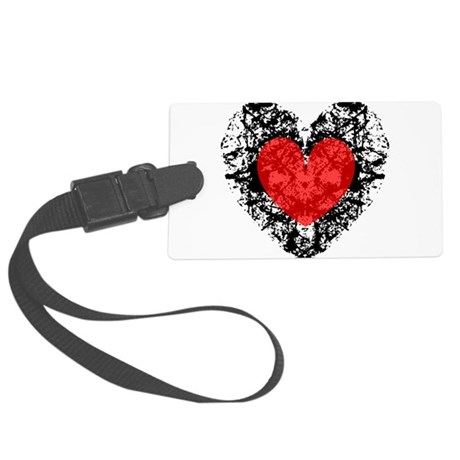 heart9a2.png Large Luggage Tag
