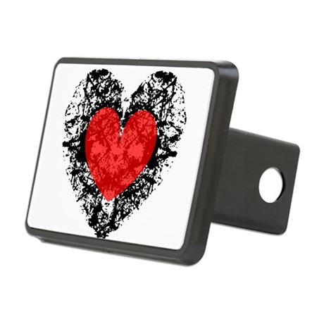 heart9a2.png Rectangular Hitch Cover