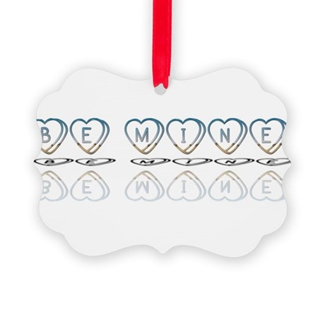 bemine.jpg Picture Ornament