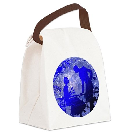 Moonlightlove.jpg Canvas Lunch Bag