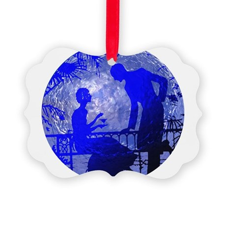 Moonlightlove.jpg Picture Ornament