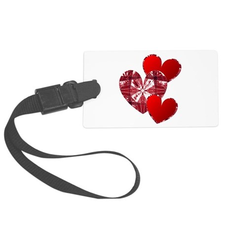 heart9c.png Large Luggage Tag