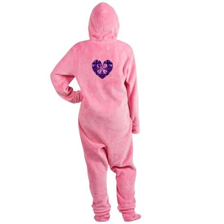 heart9b.png Footed Pajamas