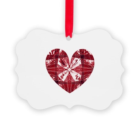 heart9a.png Picture Ornament