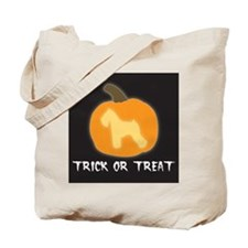 "Schnauzer ""Trick or Treat"" Tote Bag"