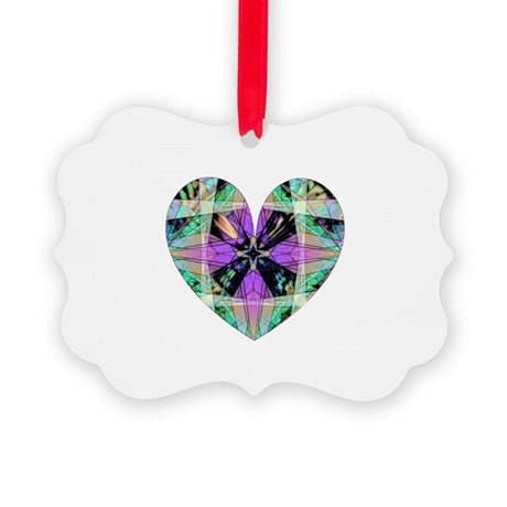 heart8.png Picture Ornament