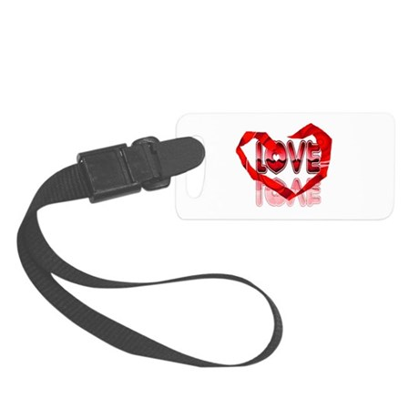 heart7e.png Small Luggage Tag