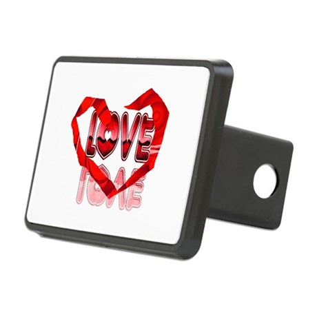 heart7e.png Rectangular Hitch Cover