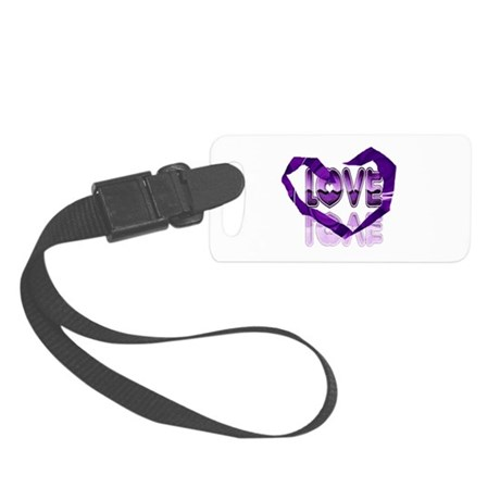 heart7c.png Small Luggage Tag