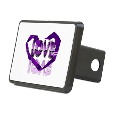 heart7c.png Rectangular Hitch Cover