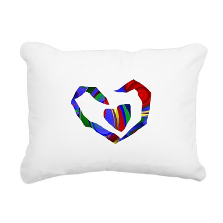 heart7.png Rectangular Canvas Pillow