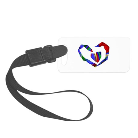 heart7.png Small Luggage Tag