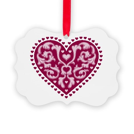 heart.png Picture Ornament