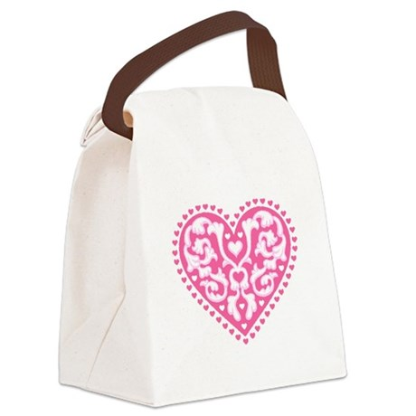 heart3.png Canvas Lunch Bag