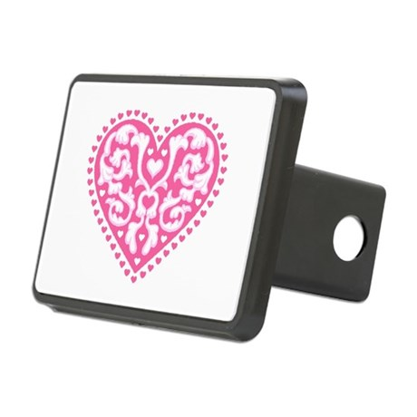 heart3.png Rectangular Hitch Cover