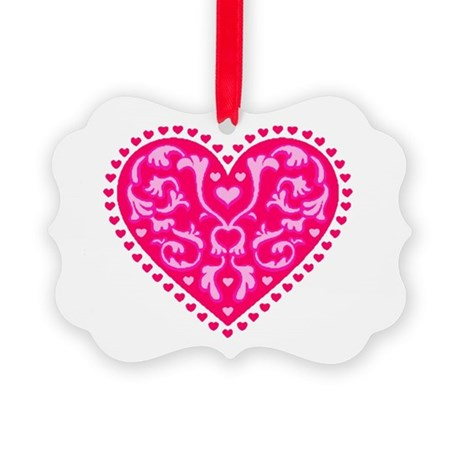 heart2.png Picture Ornament