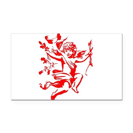 cupid2.png Rectangle Car Magnet