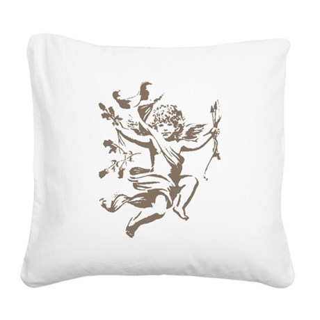 cupid.png Square Canvas Pillow