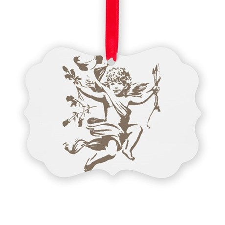 cupid.png Picture Ornament