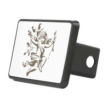 cupid.png Rectangular Hitch Cover