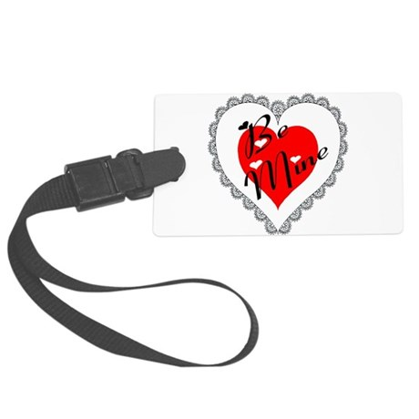 heart Large Luggage Tag