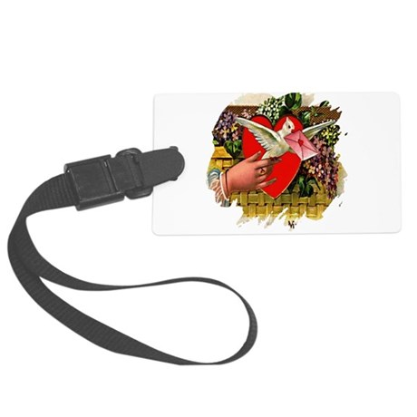 Valentine Large Luggage Tag