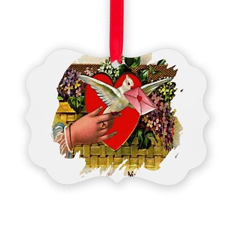 Valentine Picture Ornament