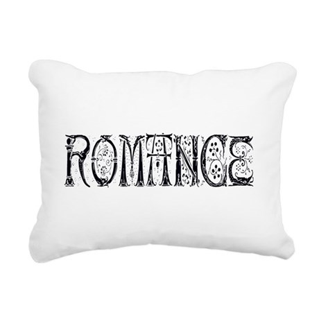 Romance Rectangular Canvas Pillow