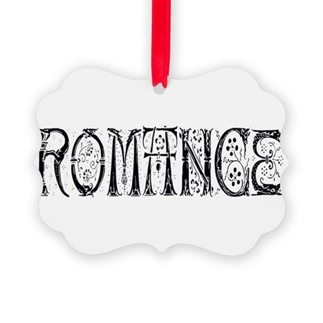 Romance Picture Ornament