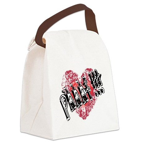 anti1b.png Canvas Lunch Bag