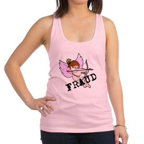 Cupid Fraud Racerback Tank Top