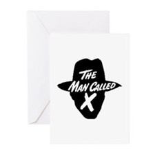 The Man Called X Greeting Cards (Pk of 10)