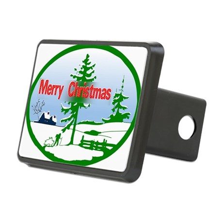 countrysnow2b.png Rectangular Hitch Cover