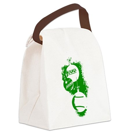 ornaments1.png Canvas Lunch Bag