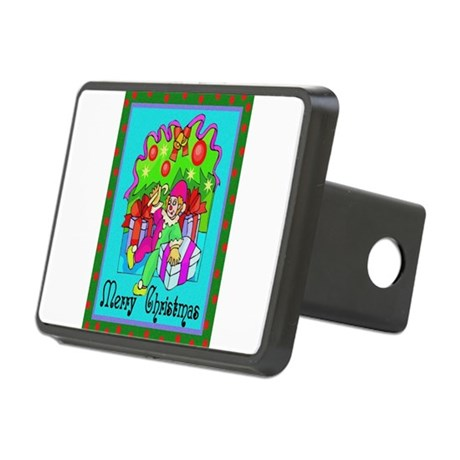 clown1.png Rectangular Hitch Cover