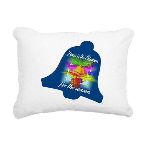 jesusreasoncd.jpg Rectangular Canvas Pillow