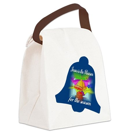 jesusreasoncd.jpg Canvas Lunch Bag