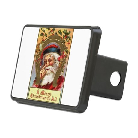 santa3a.png Rectangular Hitch Cover