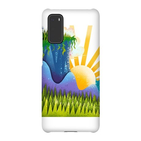 winterscene2c.png iPhone 5 Case