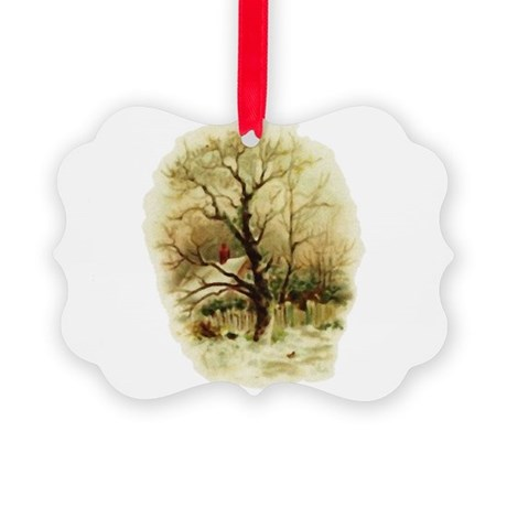 winterscene.png Picture Ornament