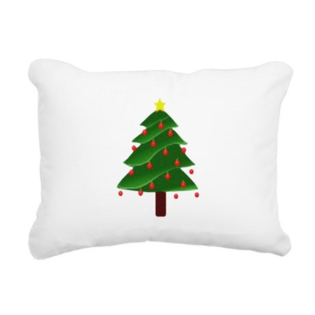 tree.png Rectangular Canvas Pillow