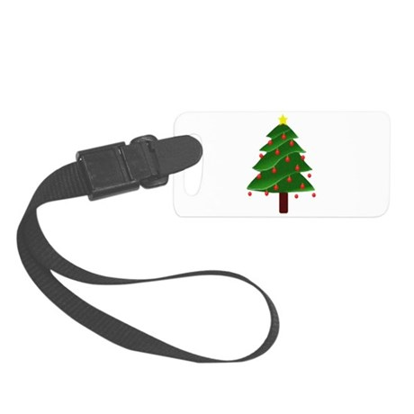 tree.png Small Luggage Tag