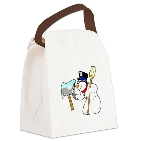 winterk5.PNG Canvas Lunch Bag