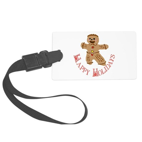 ginger5.png Large Luggage Tag