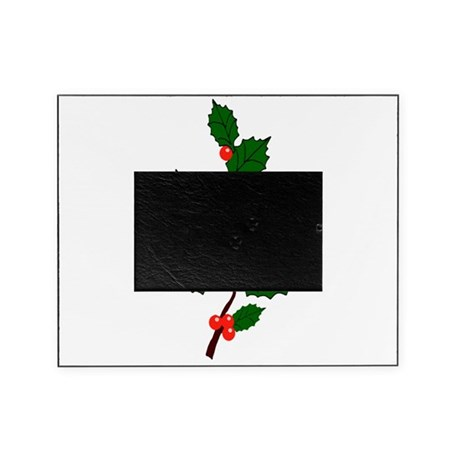 holly.png Picture Frame