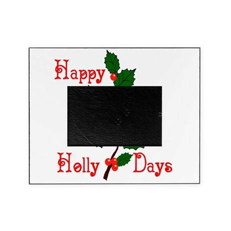 holly2.png Picture Frame