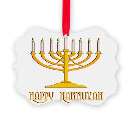 hannukah2.png Picture Ornament